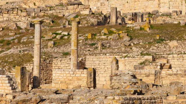 Dougga city