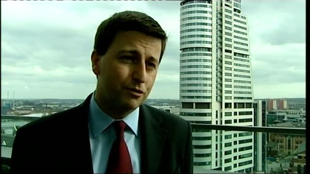 douglas alexander interview sot - douglas alexander stock videos & royalty-free footage
