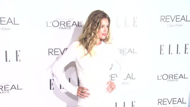 Doutzen Kroes at ELLE's 21st Annual Women In Hollywood Celebration in Los Angeles CA