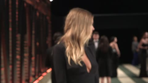 doutzen kroes at the 2014 vanity fair oscar party hosted by graydon carter - arrivals on march 02, 2014 in west hollywood, california. - oscar party stock videos & royalty-free footage