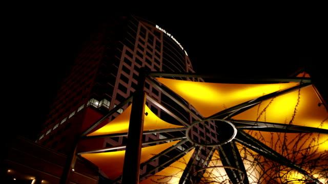 Down Town Phoenix at night