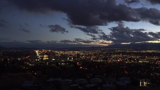 Down Town Salt Lake City