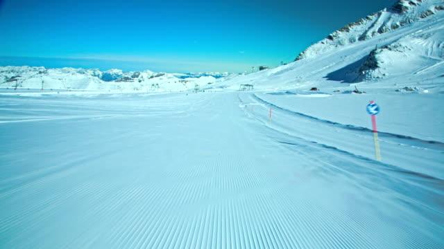 HD: Downhill alpine skiing