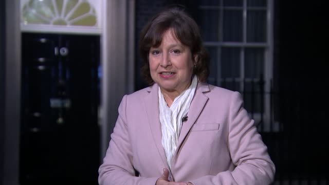 Downing Street dismisses claims it will need Nigel Farage for relations with Trump ENGLAND London Downing Street INT Nicky Morgan MP setup shot and...