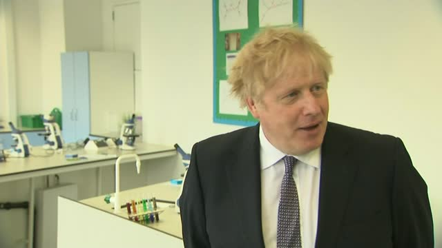 downing street flat renovation: boris johnson could face another inquiry after senior labour mp submits complaint; england: london: marylebone: king... - displeased stock videos & royalty-free footage