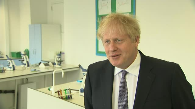 downing street flat renovation: boris johnson could face another inquiry after senior labour mp submits complaint; england: london: marylebone: int... - displeased stock videos & royalty-free footage