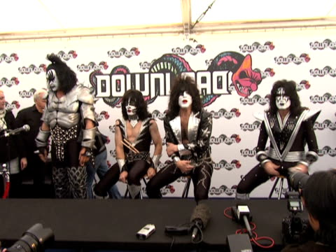download festival at donnington park 06/13/08 - event capsule stock videos & royalty-free footage