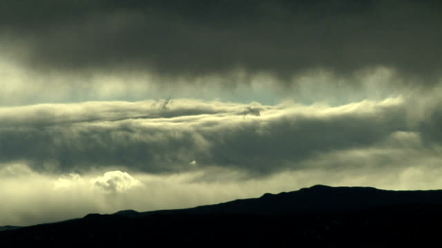 downslope winds, timelapse - stratocumulus stock videos and b-roll footage