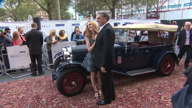 CLEAN 'Downton Abbey' Exclusive Charity Preview