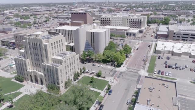 Downtown Amarillo Texas