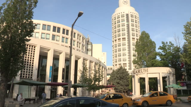 downtown ankara, turkey - ankara stock videos and b-roll footage