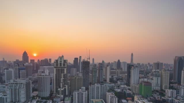D2N Downtown City of Bangkok thailand