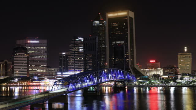 downtown jacksonville - jacksonville florida stock videos and b-roll footage