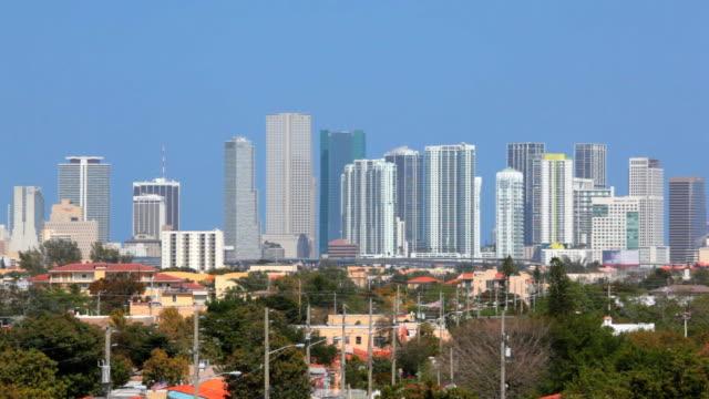 Der Innenstadt von Little Havana Miami
