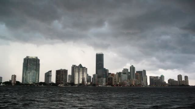 Downtown Miami Storm