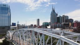 Downtown Nashville and Broadway Street 01