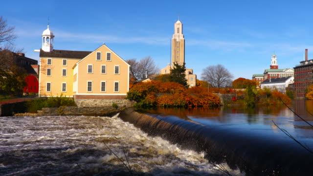 Downtown Pawtucket, Rhode Island