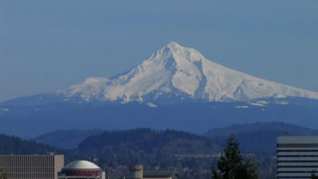 Downtown Portland & Mt. Hood - 2of2
