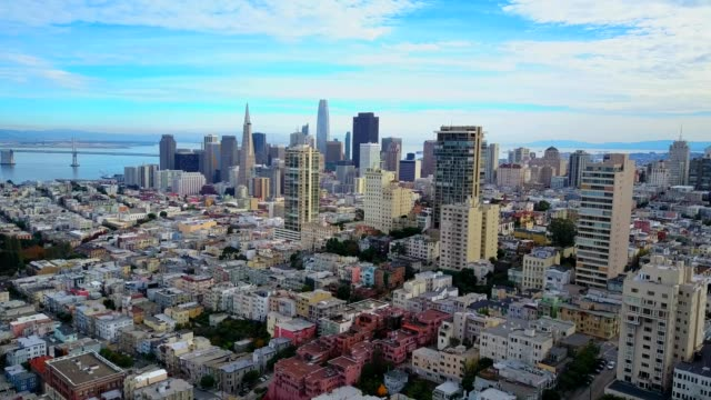 downtown san francisco - south america stock videos & royalty-free footage