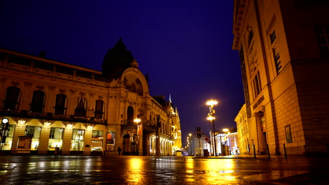 downtown vienna austria - avenue stock videos & royalty-free footage