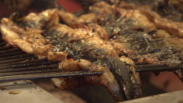 "vídeos de stock, filmes e b-roll de ""doyo-no-ushi-no-hi""-the dog days of summer - comida japonesa"