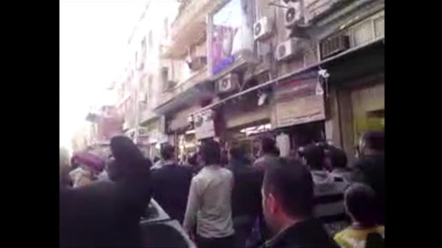 Dozens of Syrians demonstrated in Damascus on Tuesday for liberty and political reforms and against corruption according to witnesses and opposition...