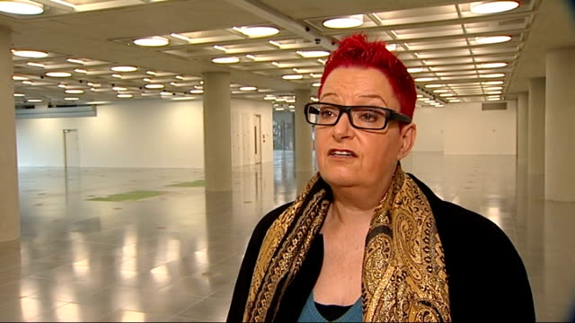 Dr Alan Turing given royal pardon ENGLAND INT Dr Sue Black interview SOT Talks of the work of Turing