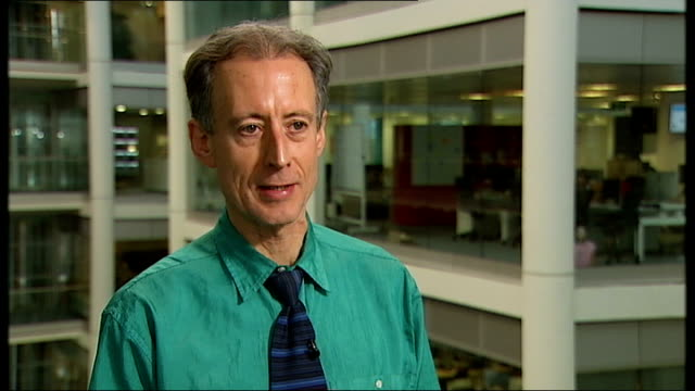 Dr Alan Turing given royal pardon London GIR INT Peter Tatchell interview SOT Talks of other men convicted of homosexual activities in the past to be...