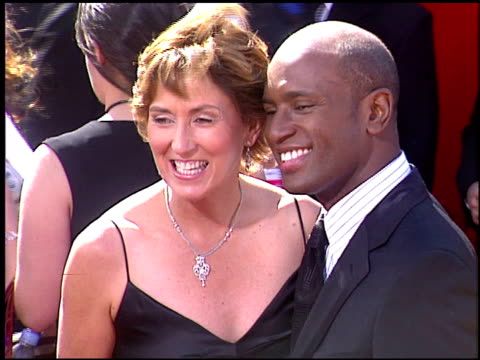 dr anthony griffin at the 2004 emmy awards arrival at the shrine auditorium in los angeles california on september 19 2004 - griffin stock videos & royalty-free footage