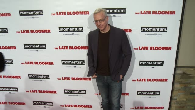 Dr Drew Pinsky at The Late Bloomer Los Angeles Premiere at iPic Westwood on October 03 2016 in Westwood California