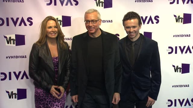 dr drew pinsky at vh1 divas 2012 on in los angeles ca - vh1 divas stock videos and b-roll footage