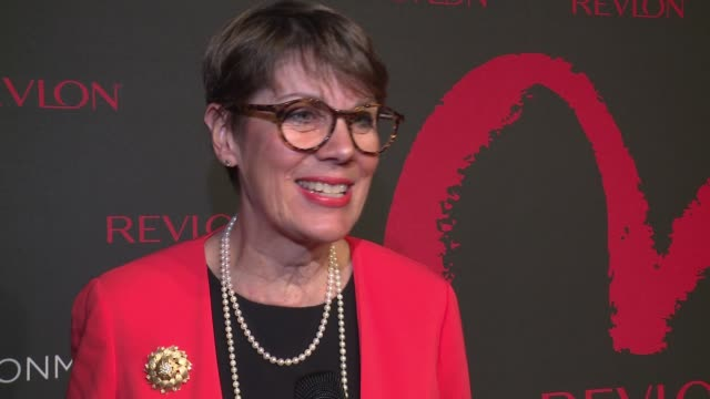 INTERVIEW Dr Jill O'DonnellTormey on what her institute is doing to combat cancer at Revlon's 2nd Annual Love Is On Million Dollar Challenge Finale...
