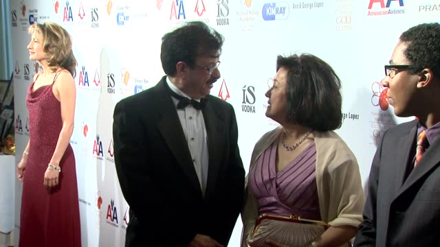 dr. kant tucker and dr. irma harriman at the 30th annual the gift of life celebration at beverly hills ca. - tucker stock videos & royalty-free footage