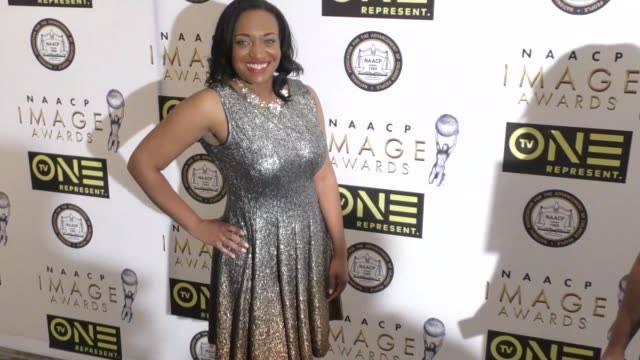 Dr Karissa Culbreath at the 48th NAACP Image Awards Nominees' Luncheon on January 28 2017 in Hollywood California