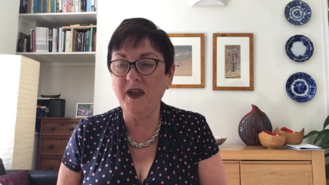 vidéos et rushes de dr mary bousted of the national education union saying why she believes the government's plan of returning pupils to school is reckless during the... - processus biologique