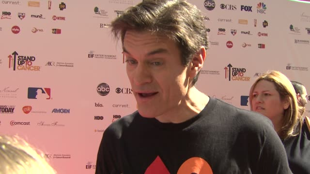dr. mehmet oz on why he wanted to be involved, what the initiative means to him personally, - メフメト オズ点の映像素材/bロール