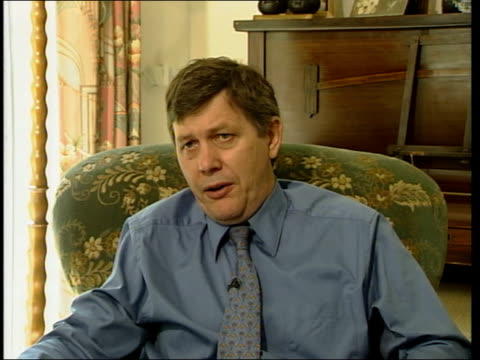 Dr Paul Kitching interview SOT Talks of model used to construct slaughter policy being a bad model