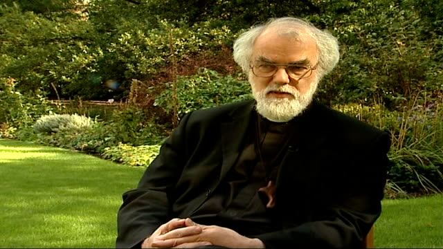 dr rowan williams interview on mental health of teenagers symptom of valuation of measurable success as what gives you value and worth unease about... - symptom stock videos and b-roll footage