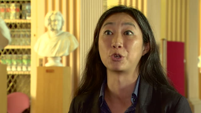 dr sarah chan bioethicist at the university of edinburgh says that the aim of francis crick study which has altered human embryos in their first... - gynecological examination stock videos and b-roll footage