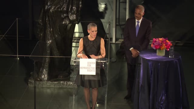 speech dr sharon malone on being honored tonight along with her husband former attorney general honorable eric h holder jr she accepts on behalf of... - the center stock videos and b-roll footage