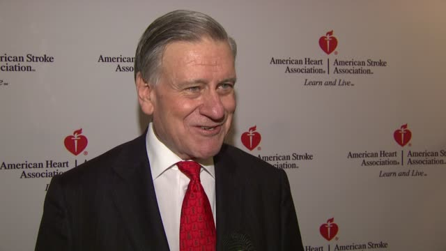 Dr Valentin Fuster talks about his thoughts on Star Jones how he became a cardiologist and tips on how to become hearthealthy at the Star Jones...