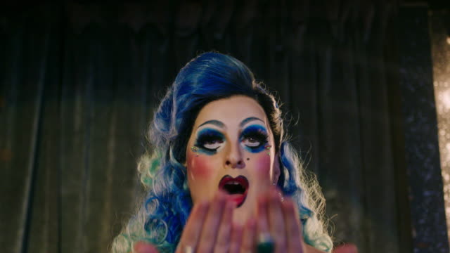 drag queen - performance stock videos & royalty-free footage