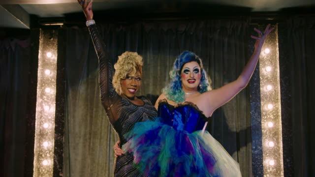 drag queen - femininity stock videos & royalty-free footage