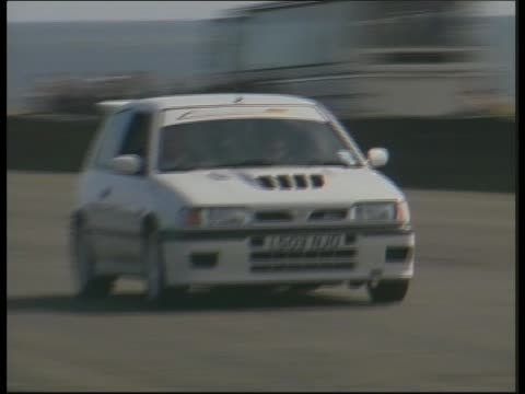 Drag Racing Event Footage