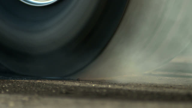 drag wheel spin - tyre stock videos & royalty-free footage