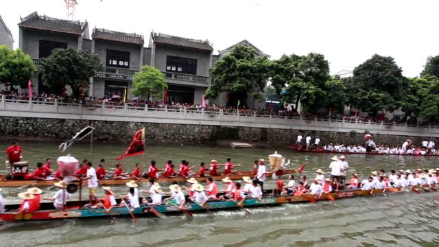 Dragon Boat Race / Guangzhou, China