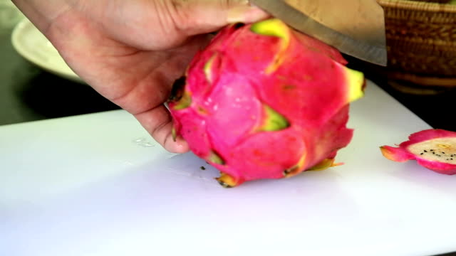 stockvideo's en b-roll-footage met dragon fruit - tropisch klimaat