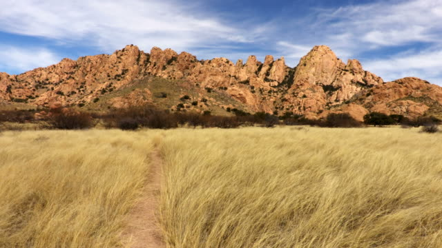 dragoon mountains in southern arizona - tombstone stock videos & royalty-free footage