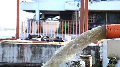 drain waste dump - industri bildbanksvideor och videomaterial från bakom kulisserna