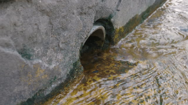drainage or sewage manhole grid system on the street - order stock videos & royalty-free footage